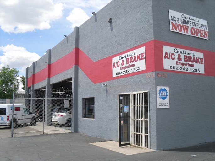 If You See A Car Mechanic In Phoenix, Dependent On Their Workload, You Will Likely Be Out In Only ...
